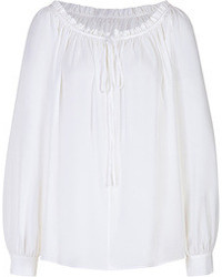 White peasant blouse original 9703684