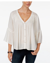 Jessica Simpson Skip Peasant Top