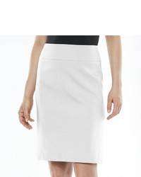 Apt. 9 Torie Solid Pencil Skirt