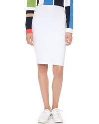 Dsquared2 Knit Pencil Skirt