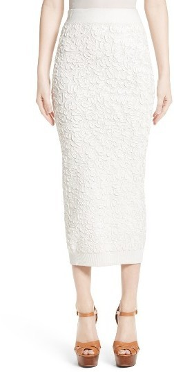 Michael Kors Michl Kors Soutache Pencil Skirt