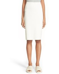 Helmut Lang Scuba Pencil Skirt