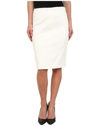 Calvin Klein Seamed Pencil Skirt