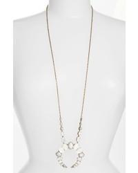 Jenny Packham Wanderlust Long Pendant Necklace
