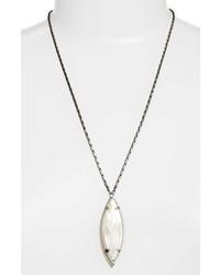 Kendra Scott Milla Long Pendant Necklace