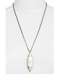 Milla long pendant necklace medium 1249083