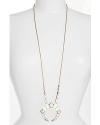Jenny Packham Wanderlust Long Pendant Necklace