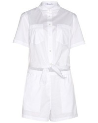 Alexander Wang T By Cotton Playsuit