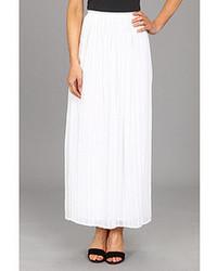 Pinktuck maxi polyester chiffon skirt medium 83498