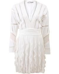 Givenchy Lace Knit Dress