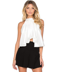 Asilio Absent Minded Crop Top