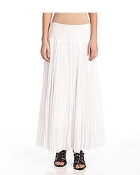 Karen Kane Godet Maxi Skirt