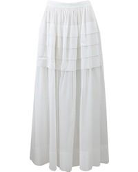 Michael Kors Michl Kors Tiered Maxi Skirt
