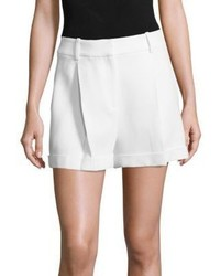 Michael Kors Michl Kors Collection Pleated Solid Shorts