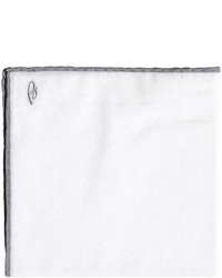 Brioni Cotton Muslin Pocket Square