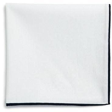 d1b92c7c The Tie Bar Cotton Solid Pocket Square, $10 | Nordstrom | Lookastic.com