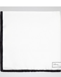 Reiss Icarus Plain Silk Pocket Square
