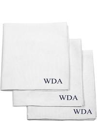 Asstd National Brand Personalized Handkerchief Set