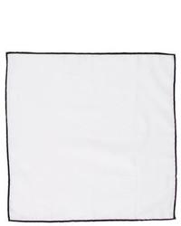 Brunello Cucinelli Woven Striped Pocket Square