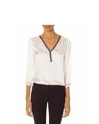 The limited polka dot blouse medium 68812