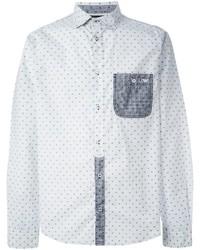 Armani Jeans Polka Dot Shirt