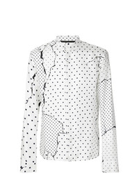 Haider Ackermann Dot Print Shirt