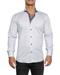 Maceoo Einstein Arrow Regular Fit Button Up Shirt