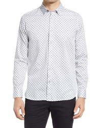 Ted Baker London Icing Floral Print Button Up Shirt