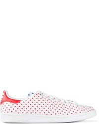 Adidas originals x pharrell williams stan smith polka dot sneakers medium 168864