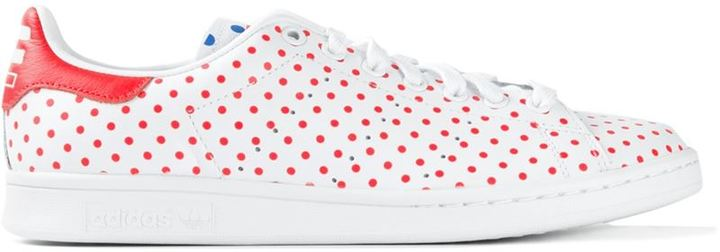 Adidas Originals x Pharrell Williams Stan Smith Polka Dot Sneakers