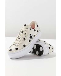 One star polka dot platform sneaker medium 7011872
