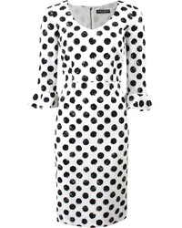 Polka dot dress medium 240075