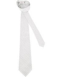 Christian dior vintage polka dot tie medium 17550
