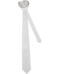 Polka dot print tie medium 17551