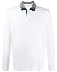 Brioni Long Sleeved Polo Shirt