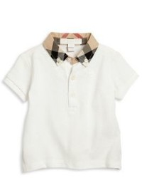 Burberry Babys William Polo Shirt
