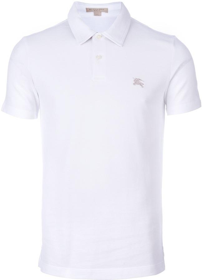 Burberry Brit Classic Polo Shirt,  175   farfetch.com   Lookastic.com eeeba47b367