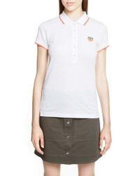 Kenzo Classic Short Sleeve Cotton Polo