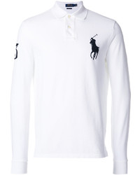 Polo Ralph Lauren Club Collar Polo Shirt
