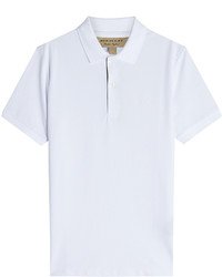 Burberry Cotton Polo Shirt