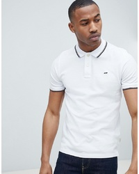 Jack & Jones Essentials Polo Shirt With Tipping