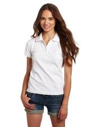 Dickies Juniors Stretch Pique Polo Shirt