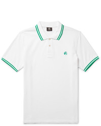 Paul Smith Ps By Slim Fit Contrast Tipped Cotton Piqu Polo Shirt