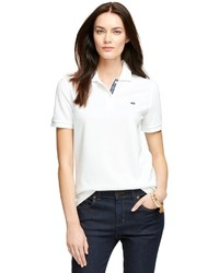 Brooks Brothers Short Sleeve Classic Fit Polo Shirt