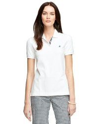 Brooks Brothers Short Sleeve Slim Fit Polo Shirt