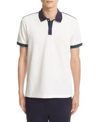Moncler Snap Placket Polo