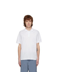Bottega Veneta White Polo