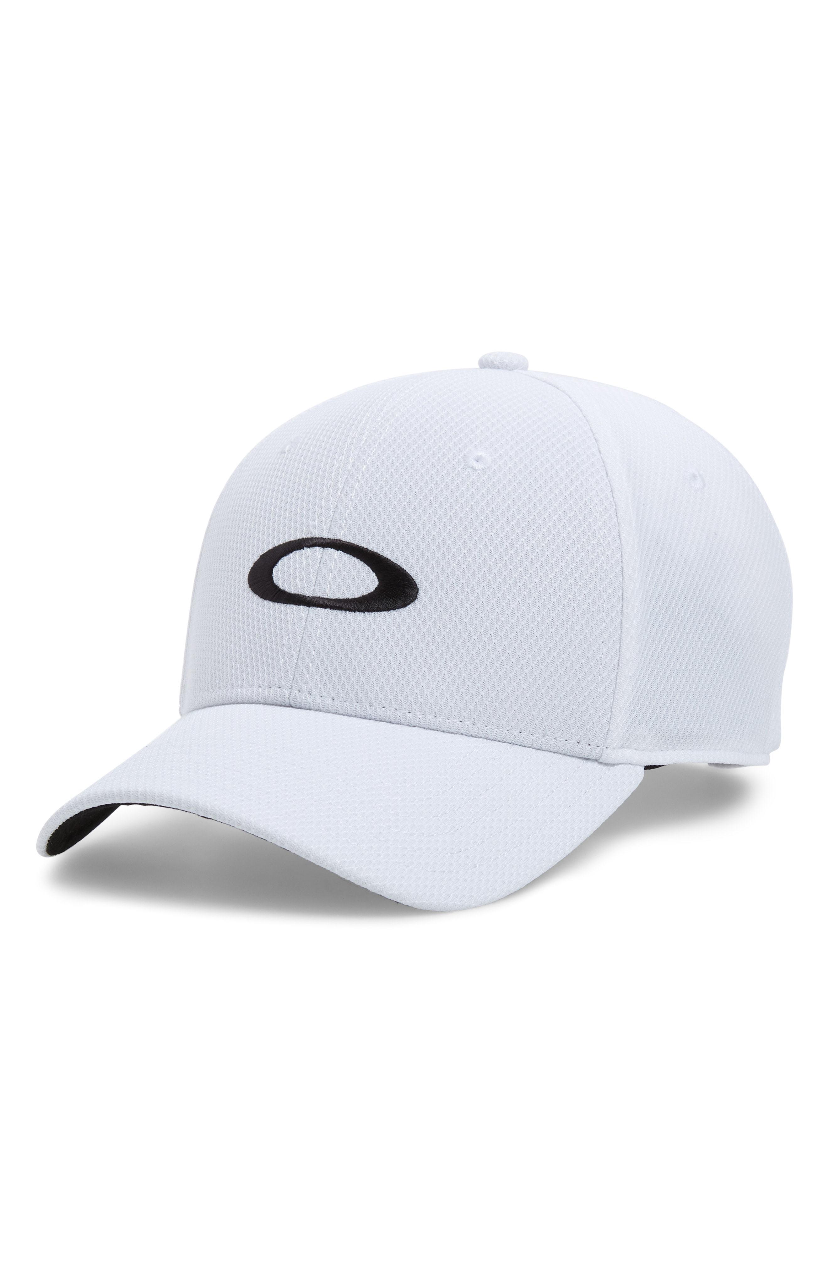 Oakley Golf Ellipse Embroidered Baseball Cap