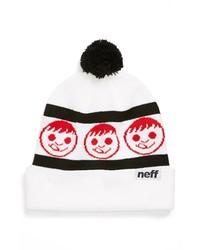 Neff Standard Beanie White One Size