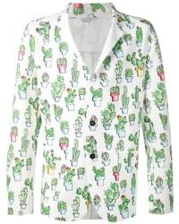 Kit neale cactus print blazer medium 293687